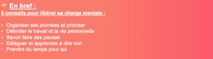 En bref charge mentale 1
